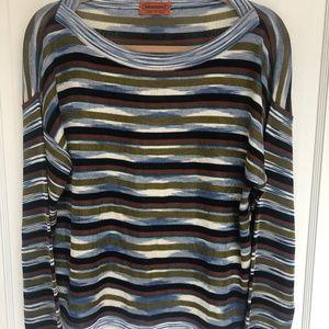 Vintage MISSONI pull-over sweater LIKE NEW